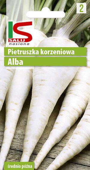 Pietruszka Alba - torebka nasion