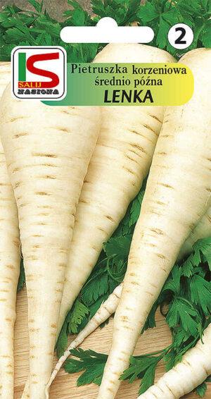 Pietruszka Lenka - torebka nasion