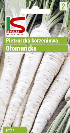 Pietruszka Ołomuńcka - torebka nasion