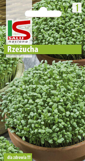 Rzeżucha - torebka nasion