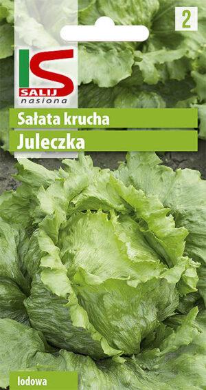 Sałata Juleczka - torebka nasion