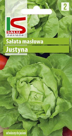 Sałata Justyna - torebka nasion